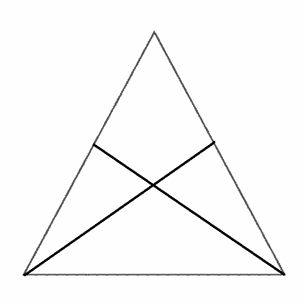Медиана треугольника авс картинка атласную
