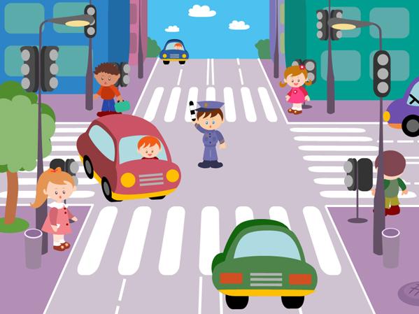 Картинки машины для детей пдд