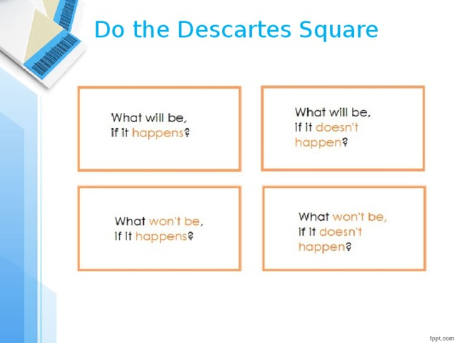 Do the Descartes Square