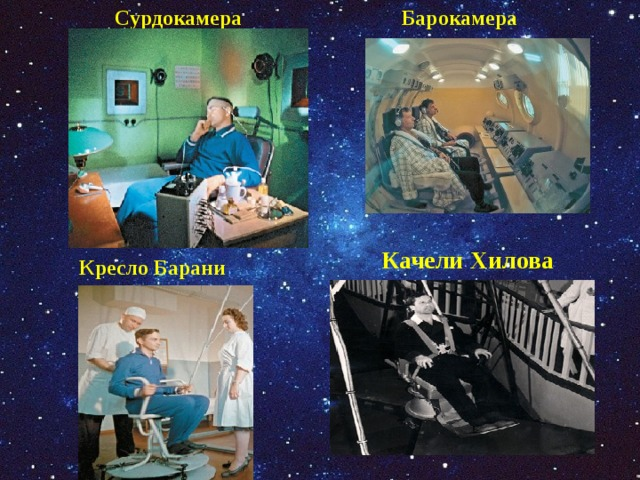 Сурдокамера Барокамера Качели Хилова Кресло Барани