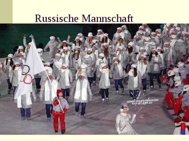 Russische Mannschaft