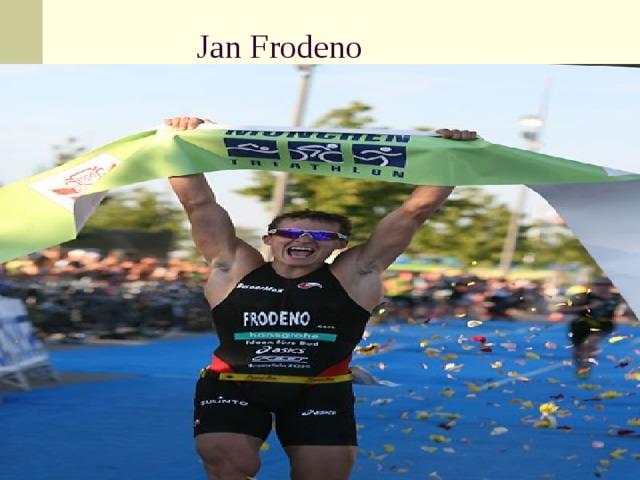 Jan Frodeno