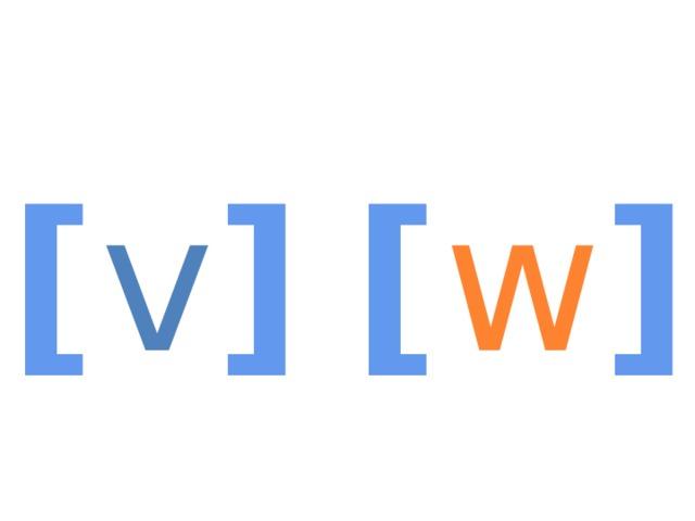 [ v ] [ w ]