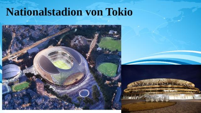 Nationalstadion von Tokio