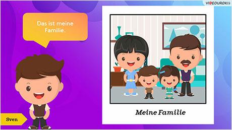 Familienfotos aus Deutschland