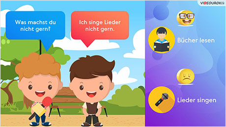 Wir lernen Deutsch!