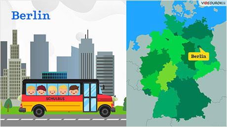 Deutschland-Reise