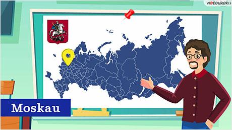 Russische Städte: Moskau