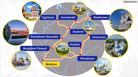 Russische Städte: Der Goldene Ring