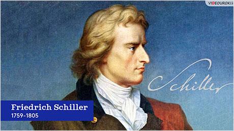 Berühmte Deutschen: Friedrich Schiller