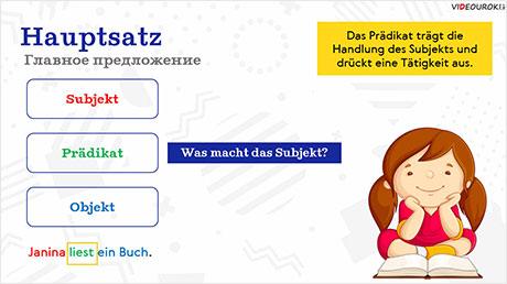 Deutsche Grammatik: Satz und Satzbau