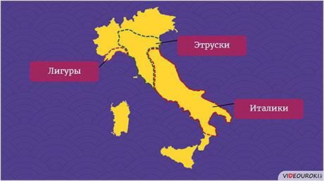 Древний Рим. Царский период