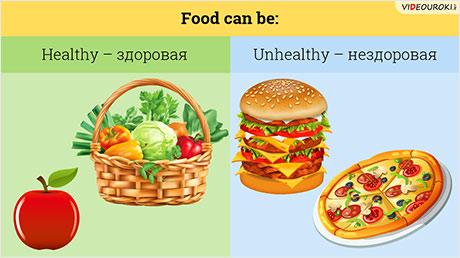 A food quiz