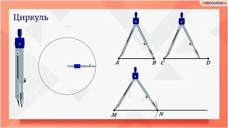Первые шаги в геометрии