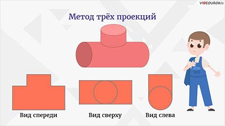 Фигурки из кубиков и их частей