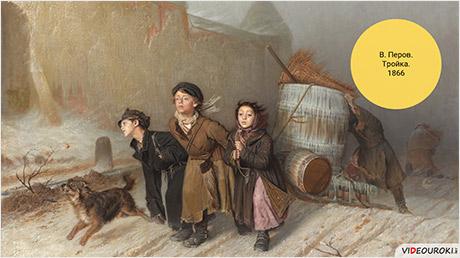Россия во второй половине XIX – начале XX века. Духовная жизнь общества