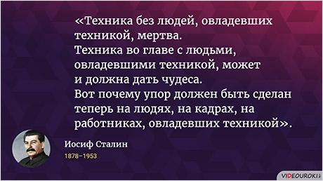 СССР в 1920–1930-х годах. Социально-экономическое развитие