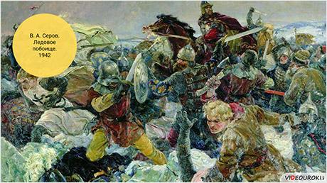 Русские земли и княжества в XI – середине XIII века