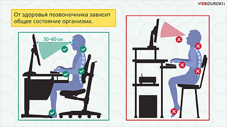 Техника безопасности при работе на компьютере
