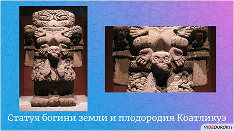 Храмовая архитектура индейцев Месамерики