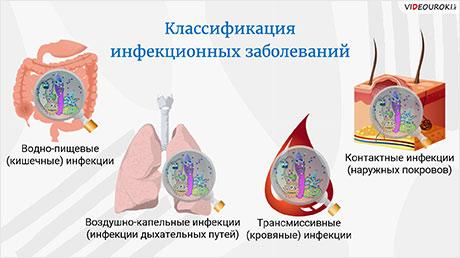 Предупреждение распространения инфекции