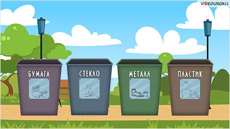 Откуда берётся и куда девается мусор?