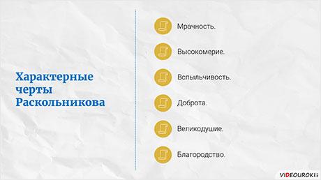 «Ангелы» и «демоны» Родиона Раскольникова. Двойники Раскольникова