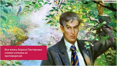 Б. Л. Пастернак. Жизнь и творчество