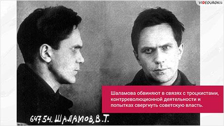 В. Т. Шаламов. Жизнь и творчество писателя