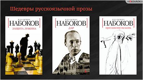 Владимир Набоков. Жизнь и творчество