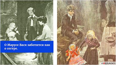 Дружба и семья в повести «В дурном обществе»