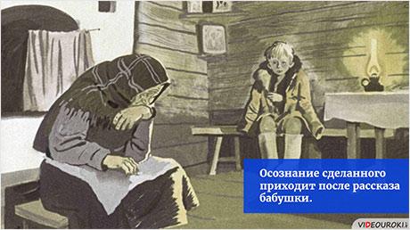 Сказка К. Г. Паустовского «Тёплый хлеб»