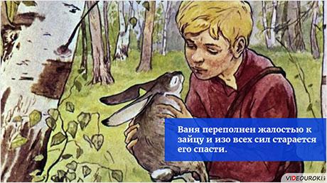 «Заячьи лапы». Природа и человек в произведениях К. Г. Паустовского
